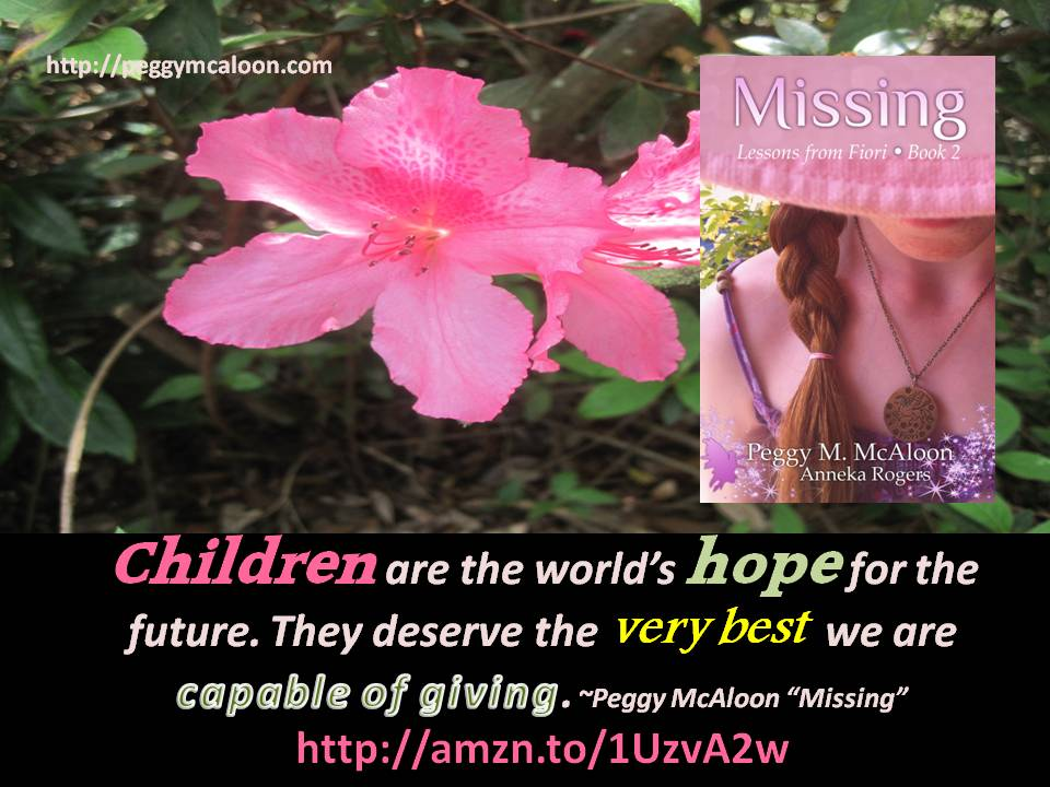 Missing Quotes Children are the world's hope