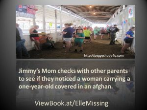 Missing Jimmy's Mom