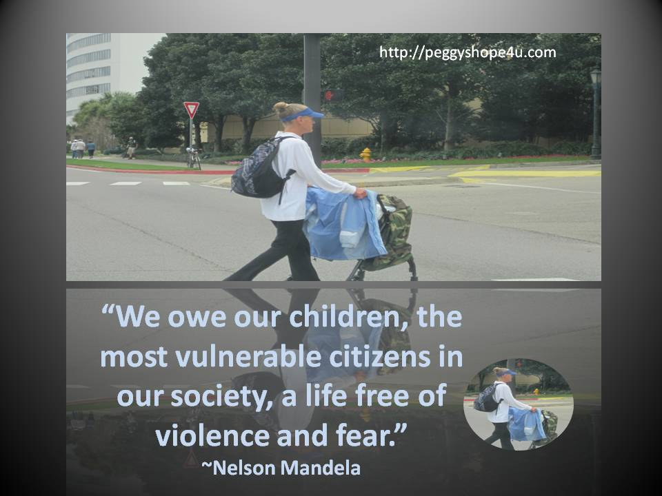 Child Abuse free of violence fear