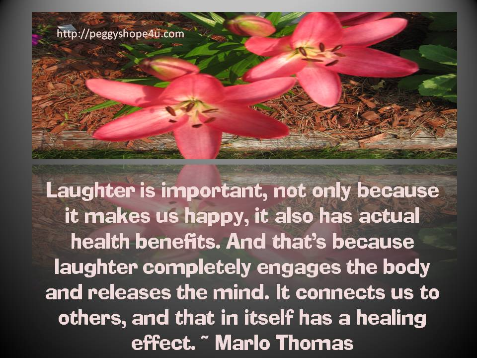 Healing Laughter