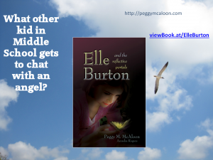 Elle Burton Celebrates the First Annual Indie Author Day.