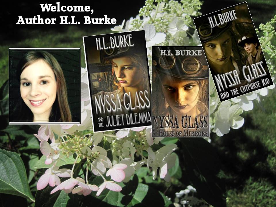 H.L. Burke is a talented writer and you need to add her books to your 'Must Read' list today.