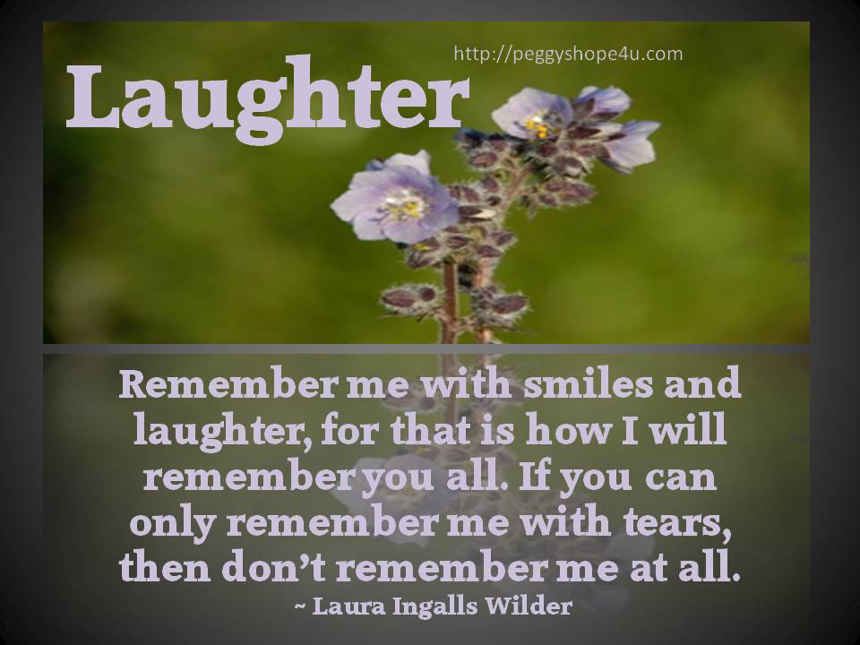 Laughter Remember Me