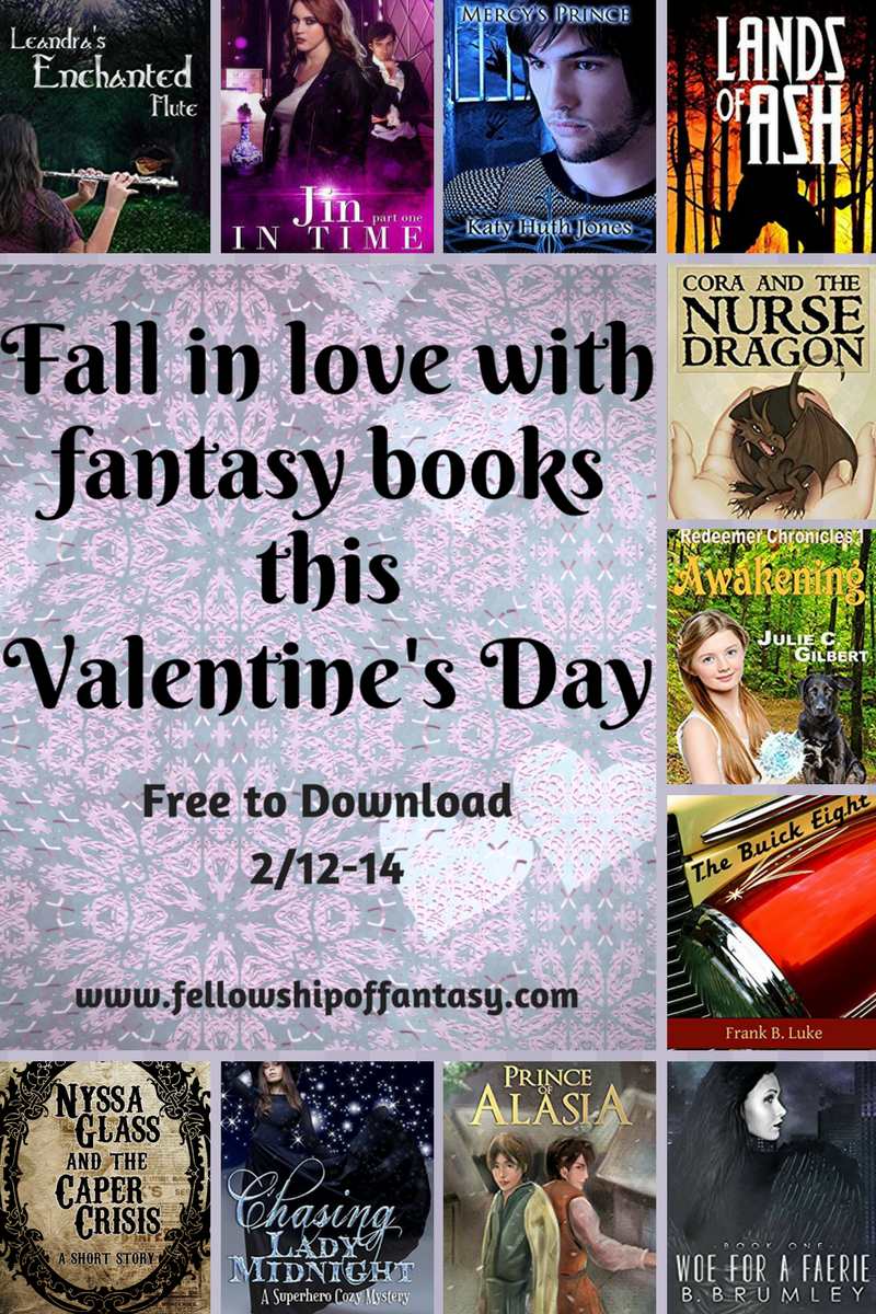 Fellowship of Fantasy: Free Books This Valentine's Day.