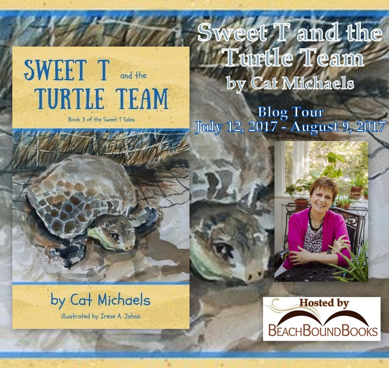 """Sweet T and the Turtle Team"" by Cat Michaels"