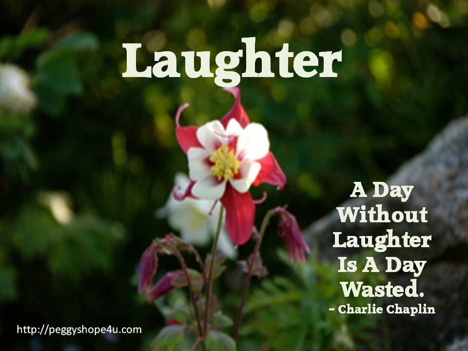 Replace Anger With Laughter