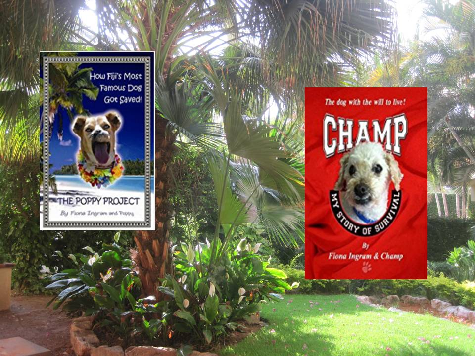 Do you love dogs? Fiona Ingram has two other books you'll love.