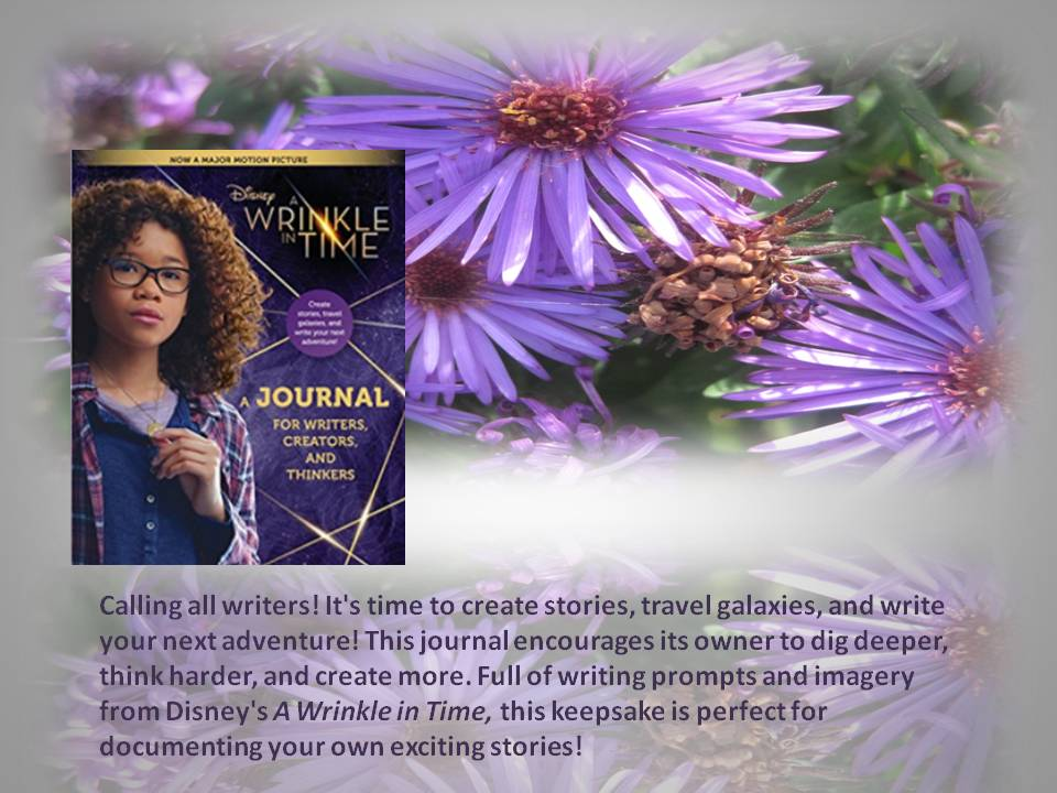 "Journal for ""A Wrinkle in Time"""