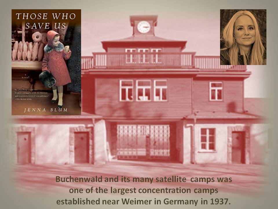 Will Anna survive the control the Obersturmfuhrer from Buchenwald has over her and her child?