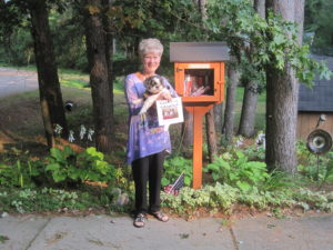 Reading skills improve when there's a LIttle Free Library in the neighborhood.