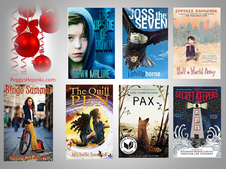What middle-grade books did you read in school?