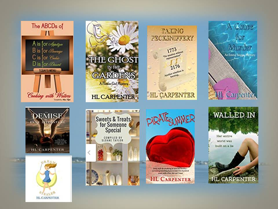 One thing about reading a Cozy Mystery - When you finish one, you want to pick up another.