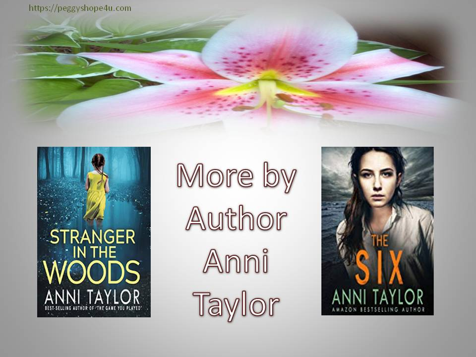 Anni Taylor is a brilliant mystery writer.