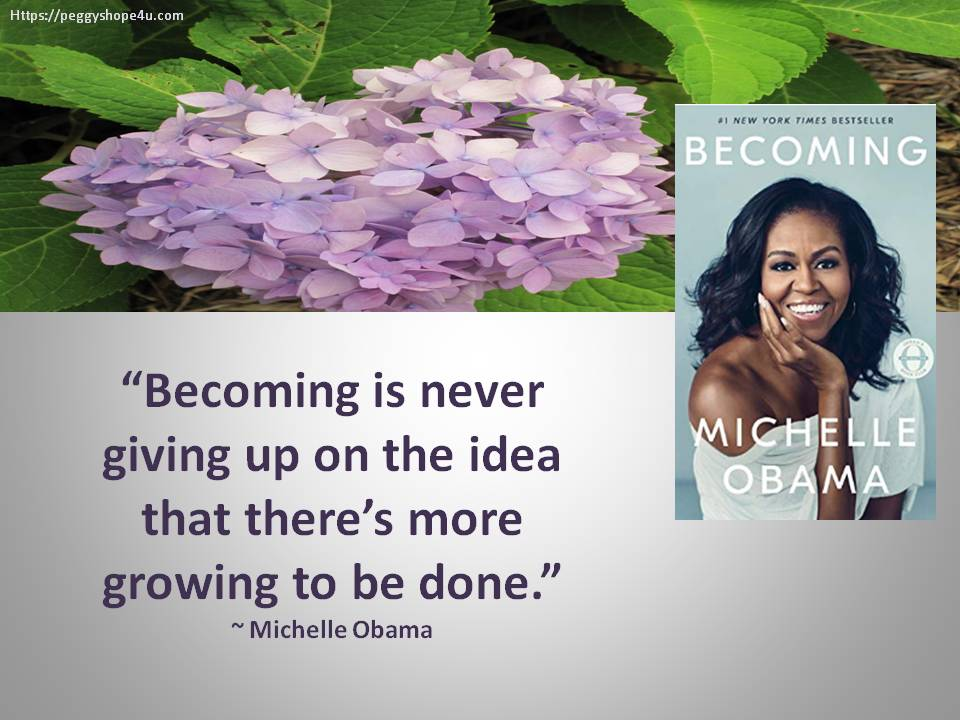 Michelle Obama shares her insights on supporting her family at each stage of life.