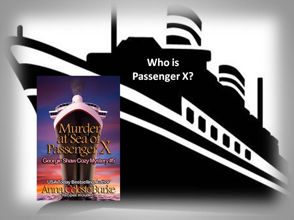 Passenger X is how they describe the man who was pushed overboard. Or was it a she?