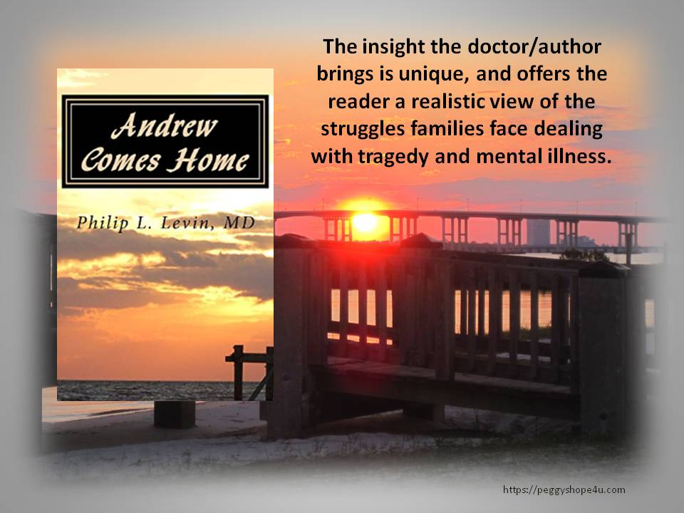Andrew Comes Home delves into love, loss, and mental illness from a doctor's perspective