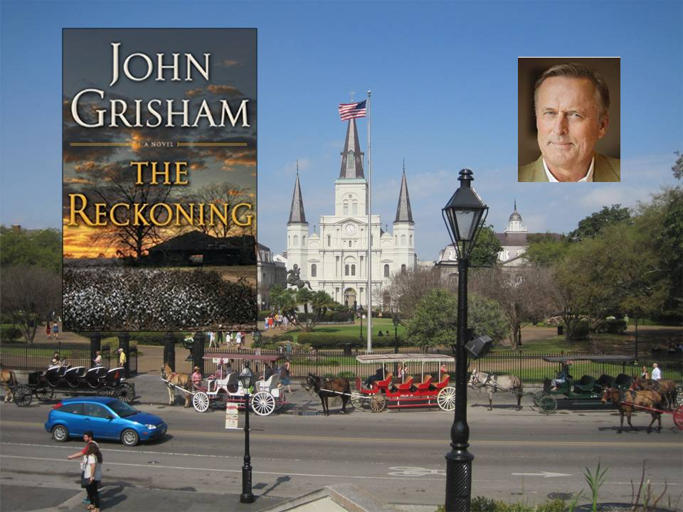 More than a legal thriller, this book portrays the saga of the wealthy land owners of Mississippi after WWII