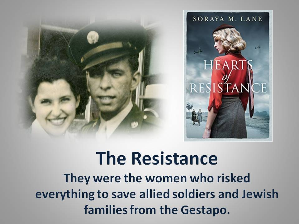The women who fought in The Resistance possessed the courage of a warrior.