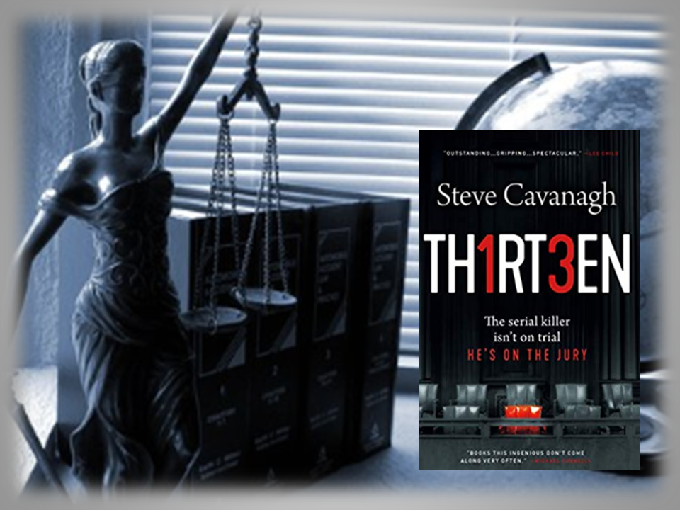 """A knockout legal thriller with a doozy of a twist."" ―Booklist, starred review"