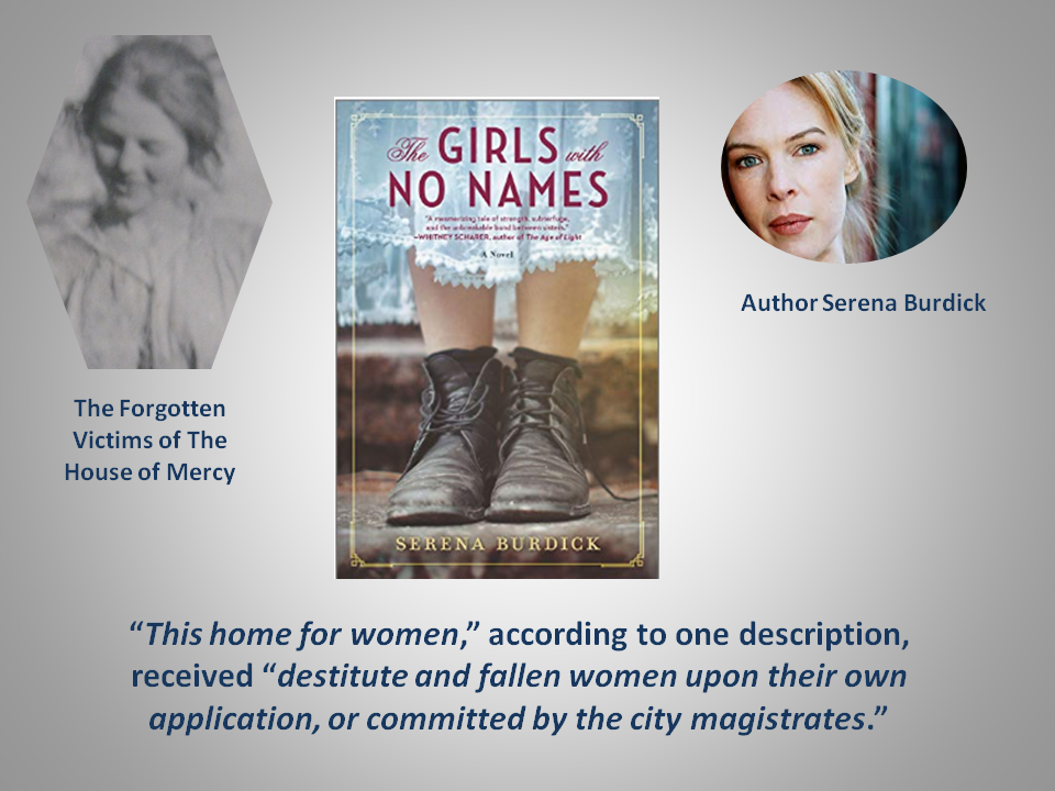 The Girls with No Names takes a close look at life in the House of Mercy