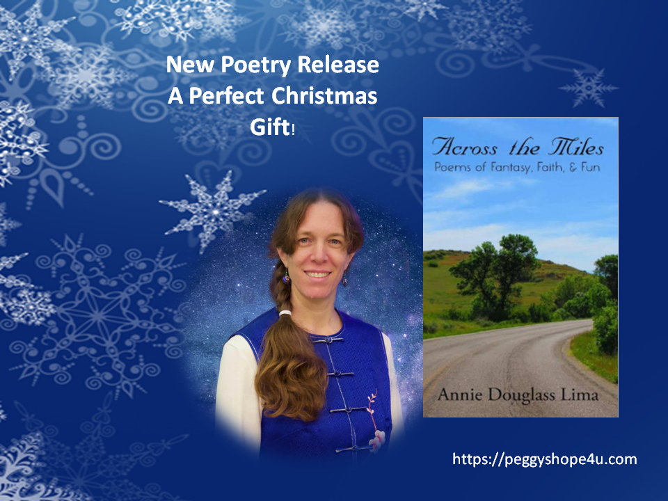 Across the Miles is a perfect Christmas Gift.